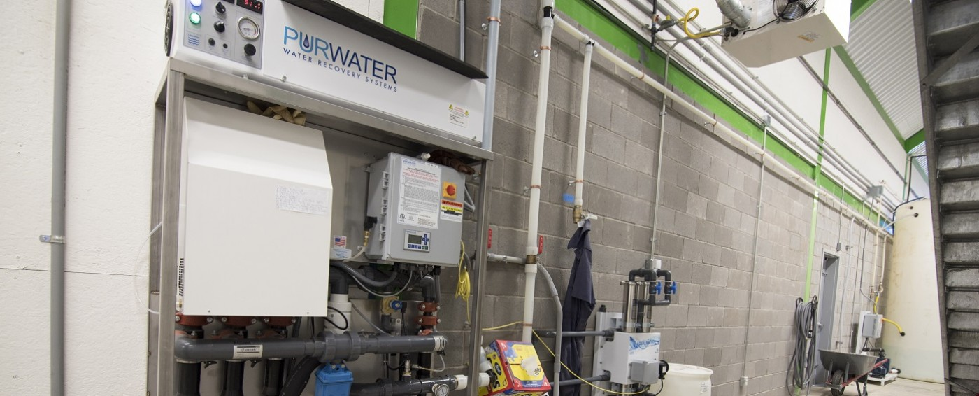Clear blue express tulsas favorite car wash reclaim water system to protect our environment solutioingenieria Image collections
