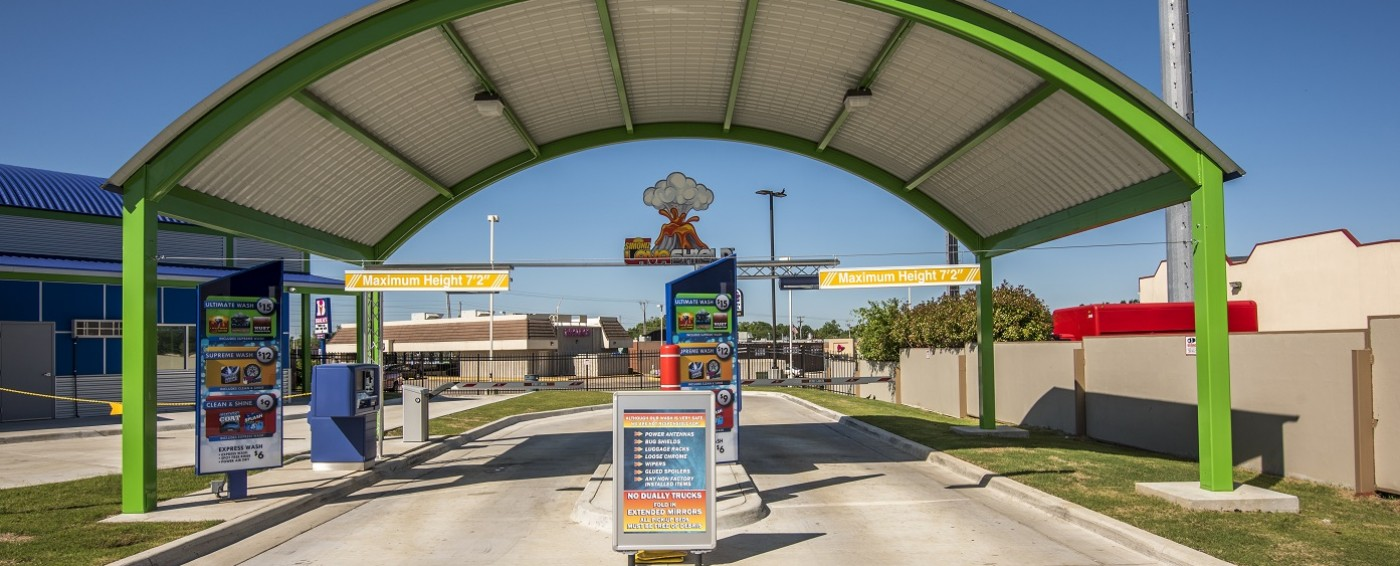 Clear Blue Express Tulsa S Favorite Car Wash Now Open Our New
